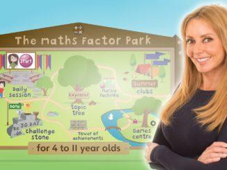 Carol Vorderman's Maths Factor