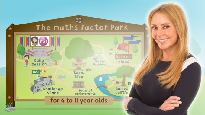 Carol Vorderman's Maths Factor