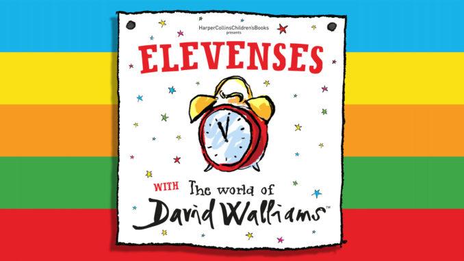 David Walliams Elevenses